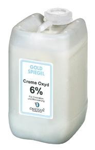 Goldspiegel Creme-Oxyd 6%