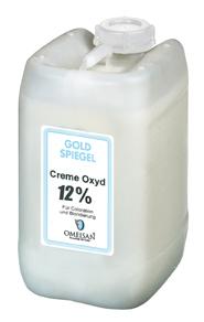 Goldspiegel Creme-Oxyd 9%