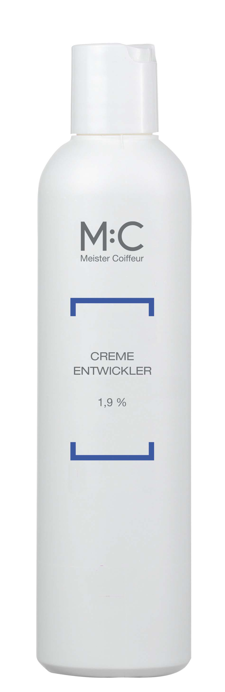 M:C Cream Developer 1,9% C 250 ml