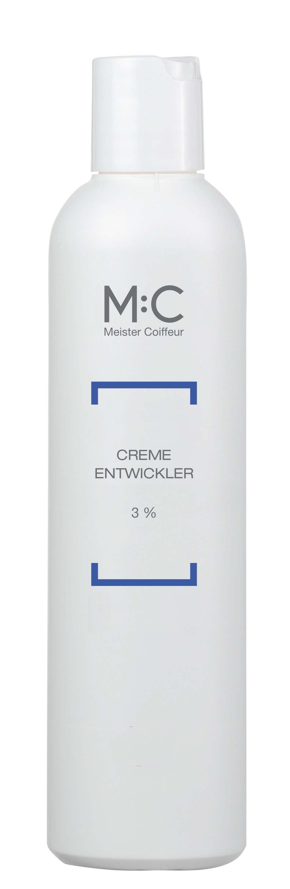 M:C Cream Developer 3,0% C 250 ml