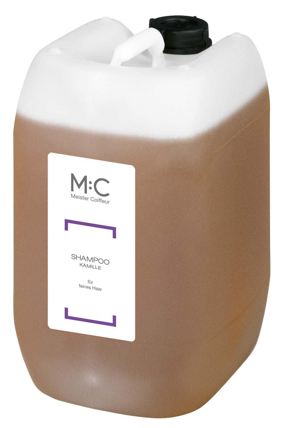 M:C Shampoo Camomile F 5.000 ml