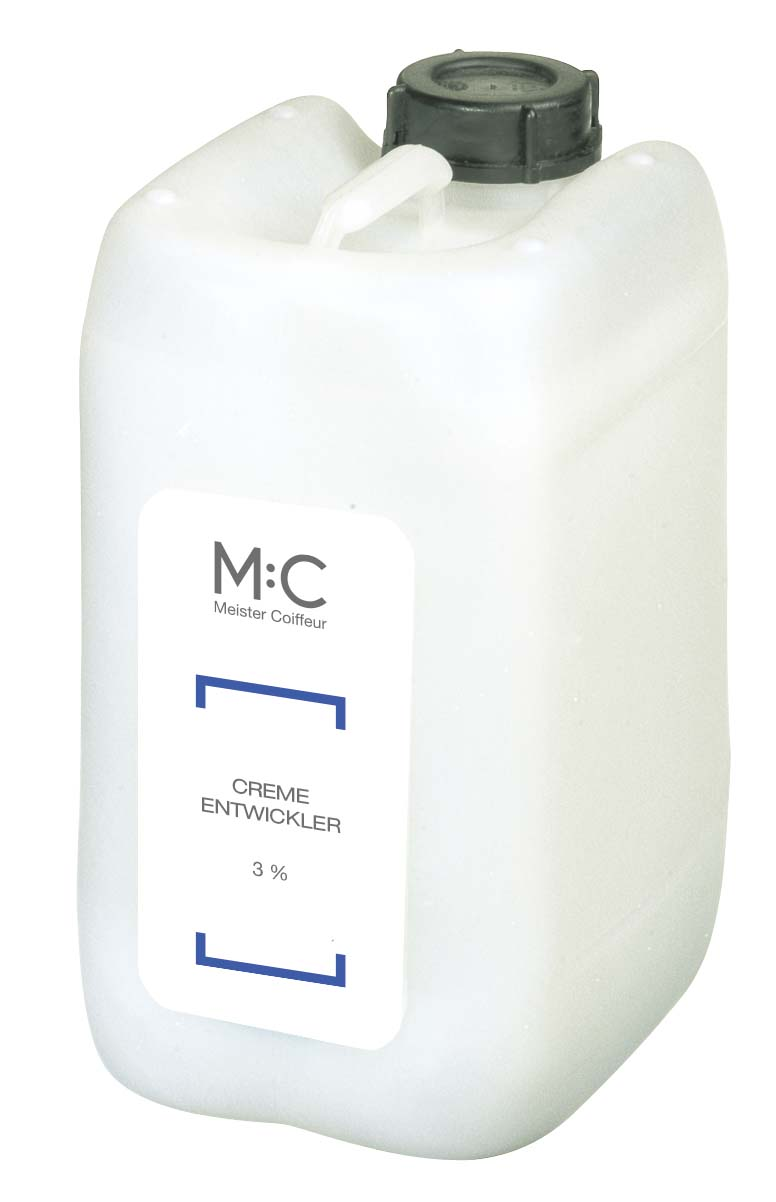 M:C Cream Developer 3,0% C 5.000 ml