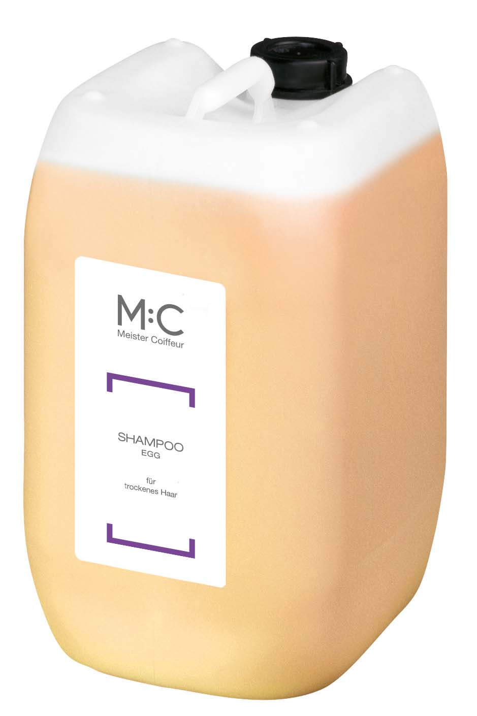 M:C Shampoo Egg T 10.000 ml