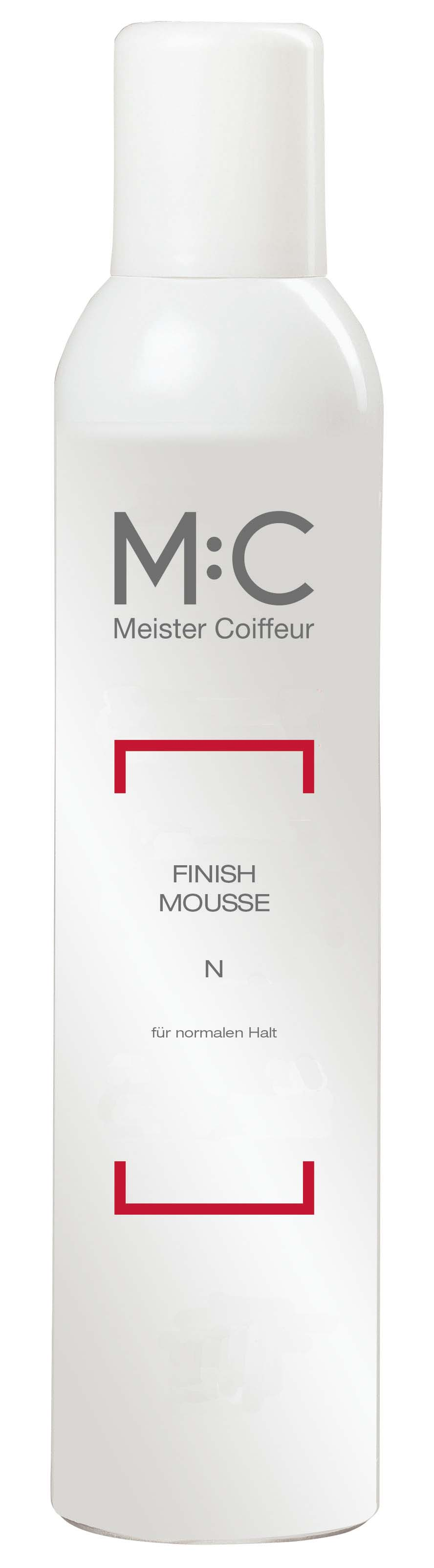 M:C Finish Mousse N