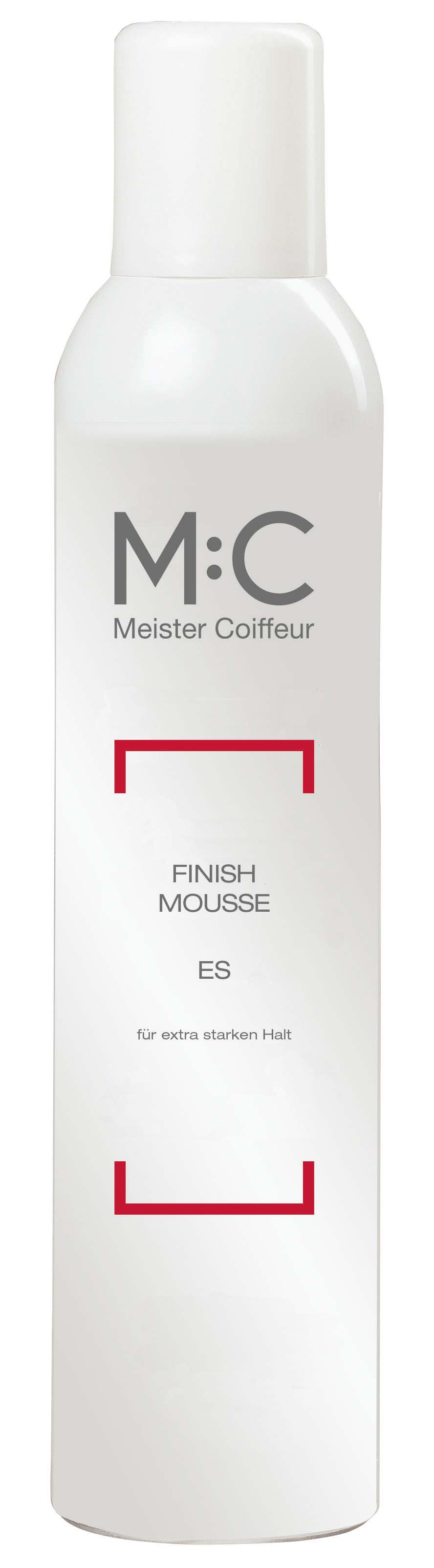 M:C Finish Mousse ES