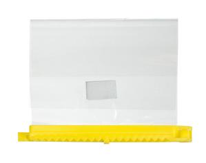 Fix-Meches Strähnenklammer 13 cm, gelb