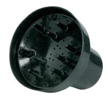 Universal Luftdusche mit Metallfeder