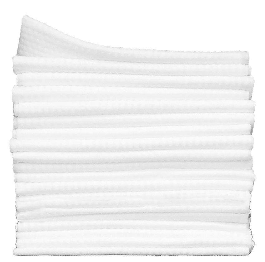 Einweg-Handtuch weiß