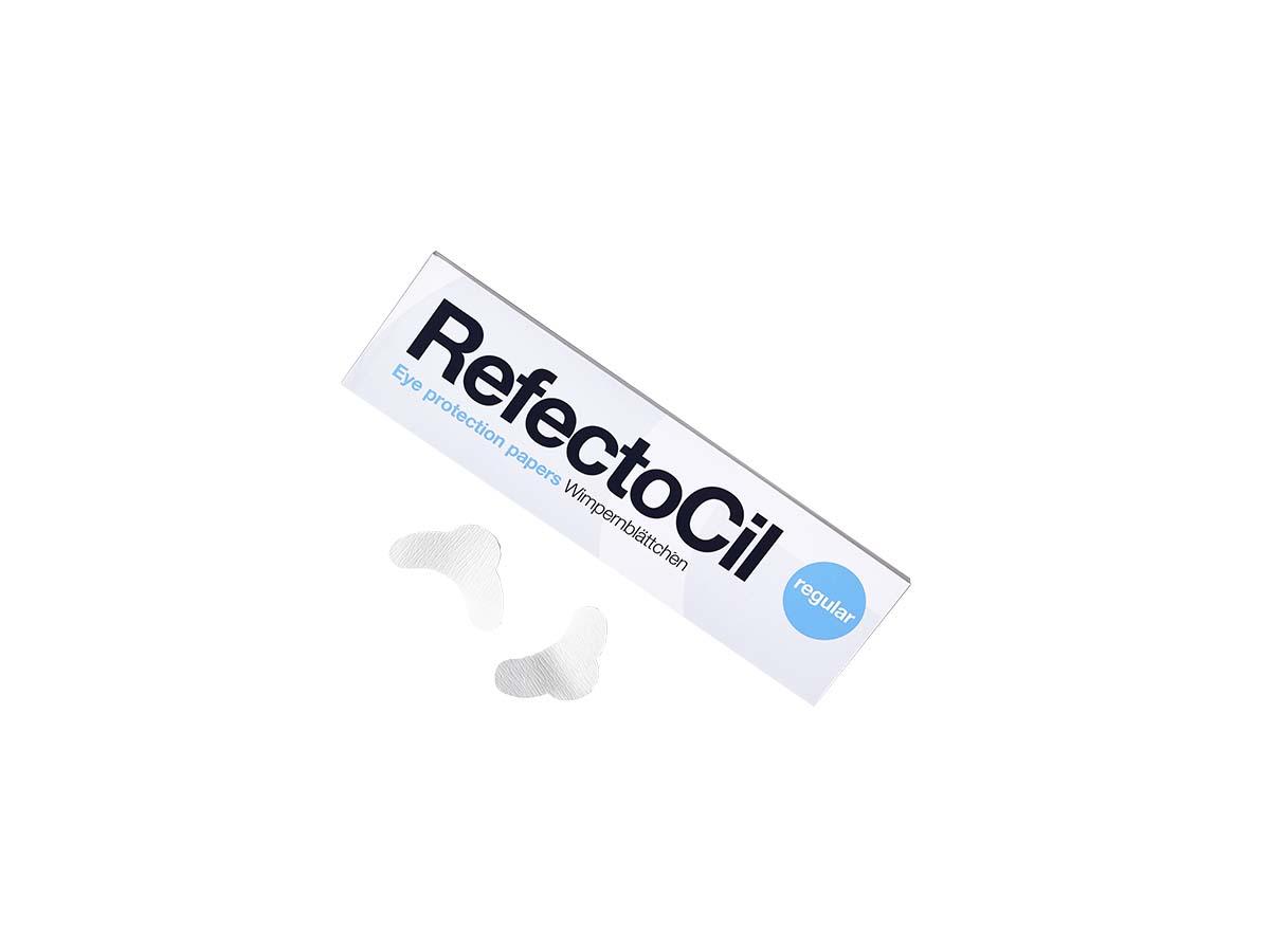 RefectoCil Защитные бумажки под глаза 96 штук