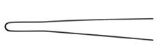 Curler pins 7,5 cm, 500 pieces