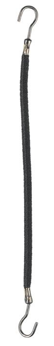 Haarbinder schwarz