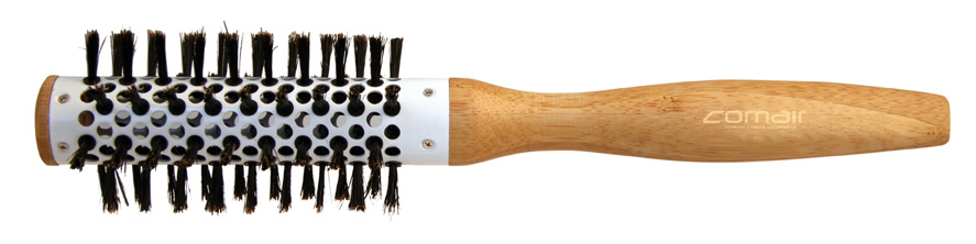 Profi-Rundbürste Bamboo Line Ø 25 mm Wildschweinborsten