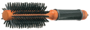 Round professional brush Pins Ø 52 mm, 14-row