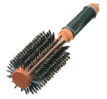Round professional brush Pins Ø 70 mm, 18-row