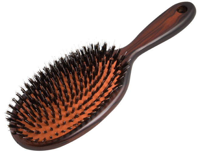 Long-hair brush 23cm. 11-row