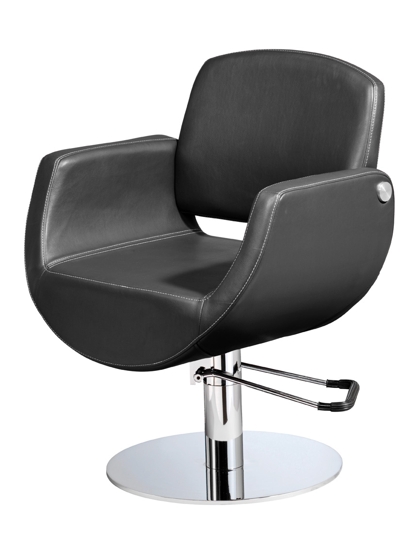 Styling chair Zurich black