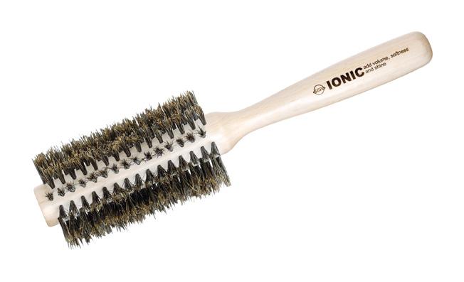 Round professional brushWhite Finish Ø 60 mm