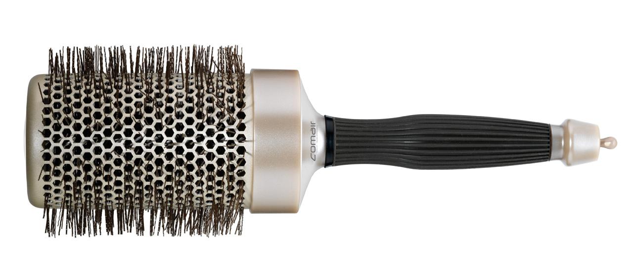 Professional round brush Champagner Ø 63/89 mm
