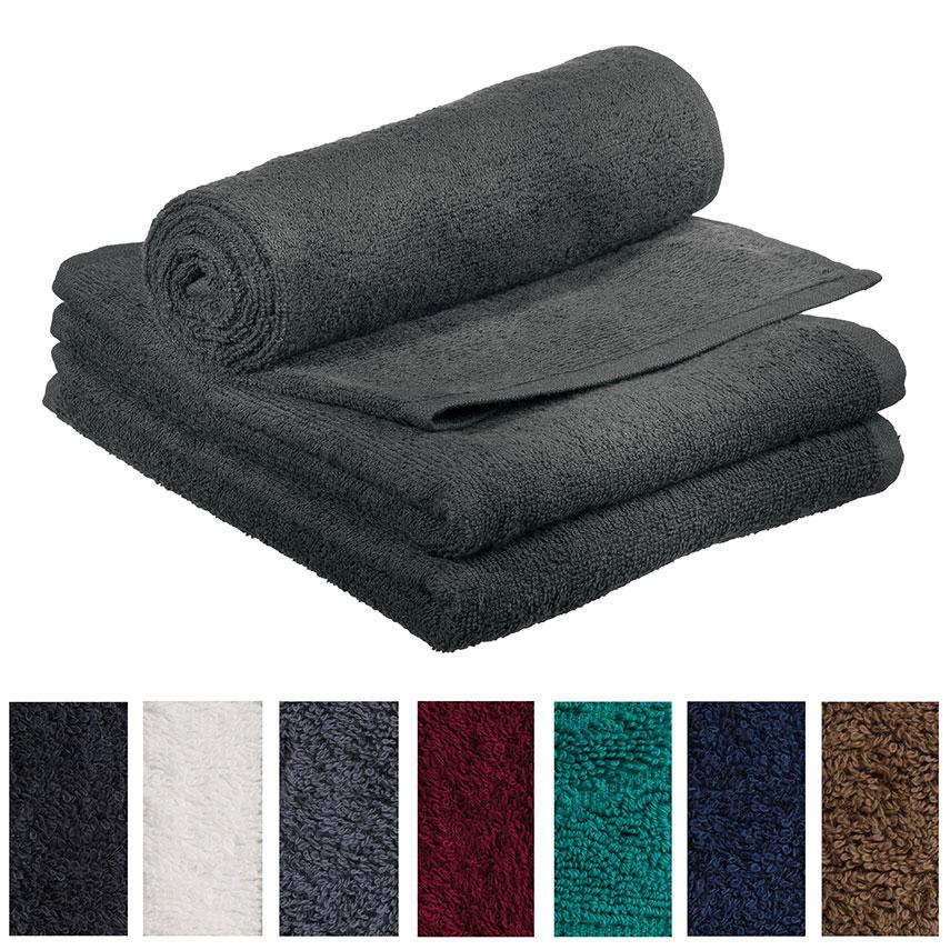 Kabinetthandtücher Essentials schwarz