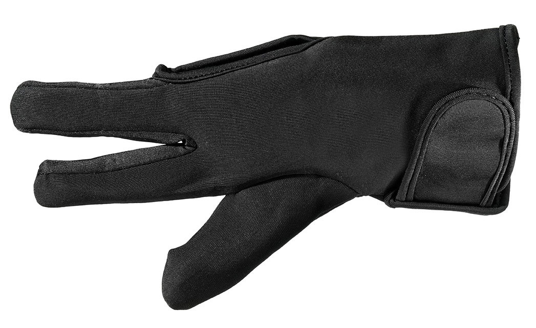3-finger heat-glove