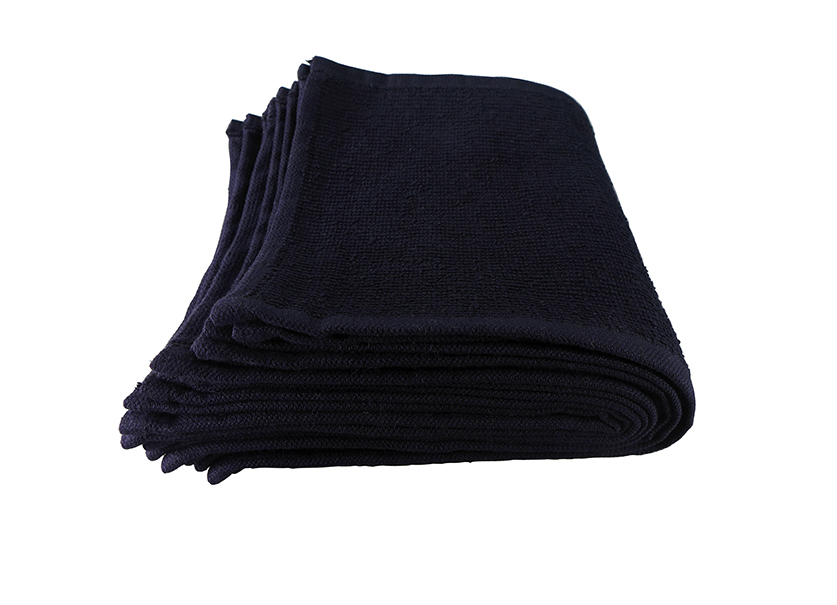 Eye towel Essentials black