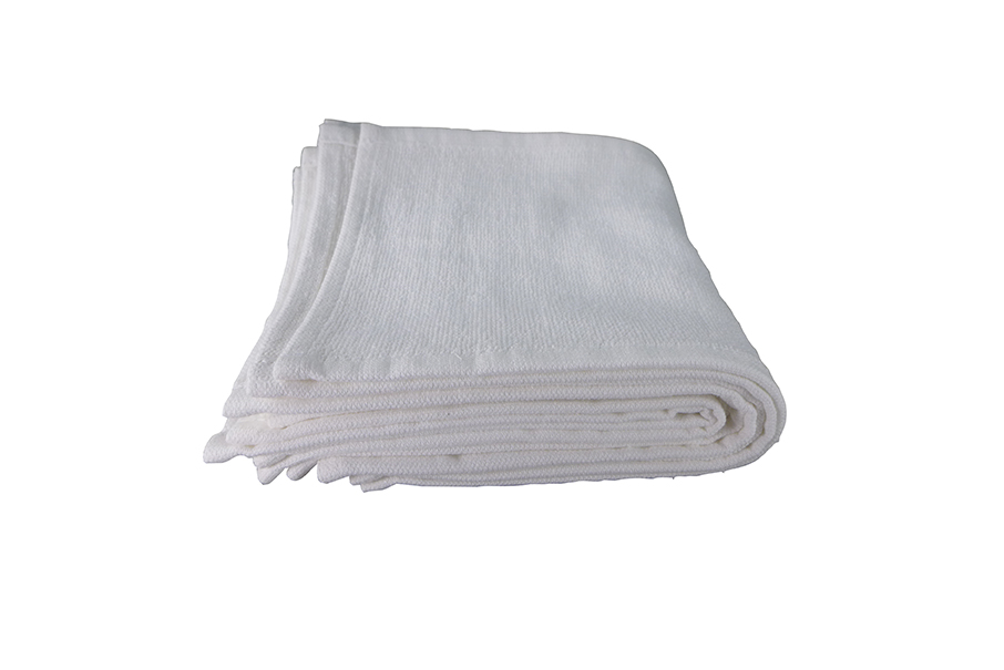 Eye towel Essential white