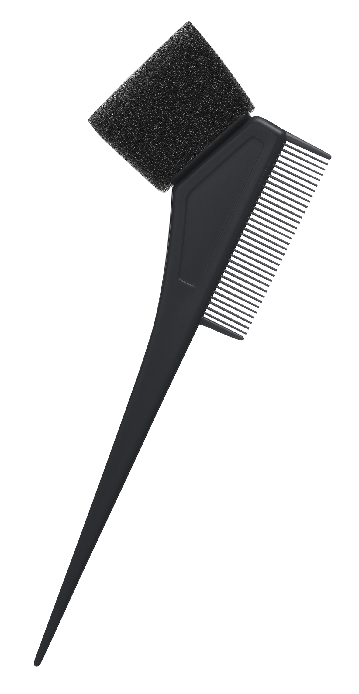 Tinting-brush-with-comb---sponge